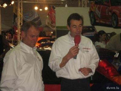 JM 25 years Racing Experience