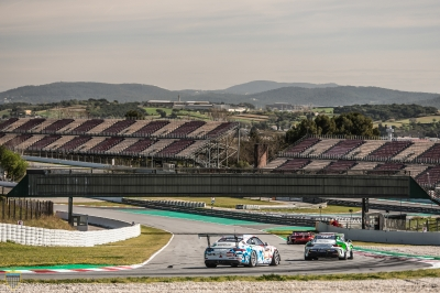 Curbstone Barcelona Trackday